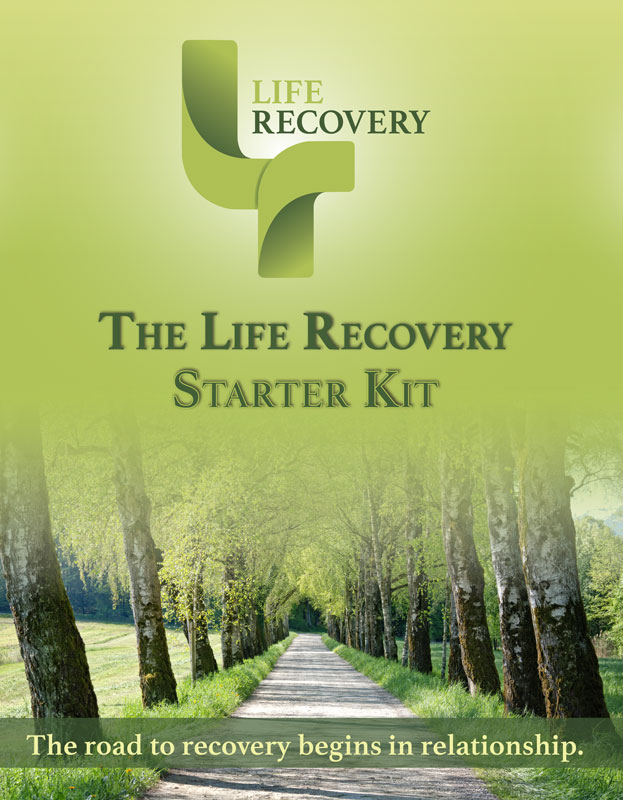 Life Recovery Starter Kit