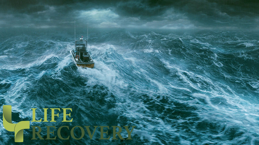 Navigating Life's Stormy Waters